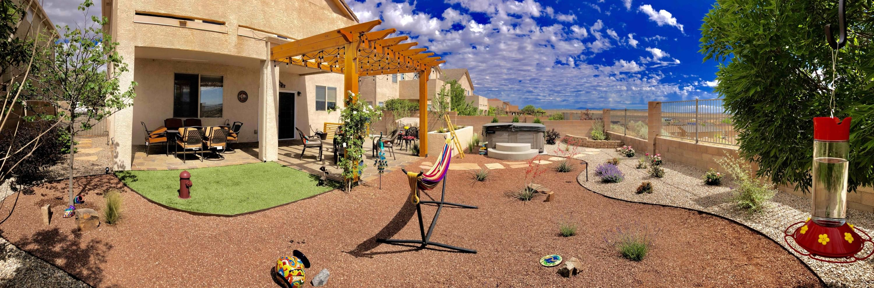 Southwest Landscaping in Santa Fe NM and Albuquerque NM